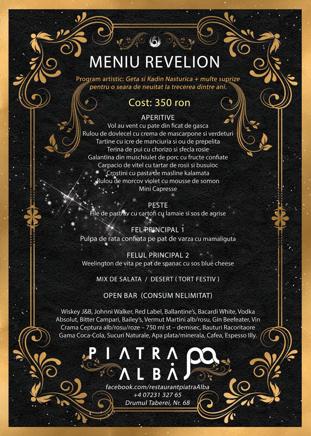 Revelion Piatra Alba 2018