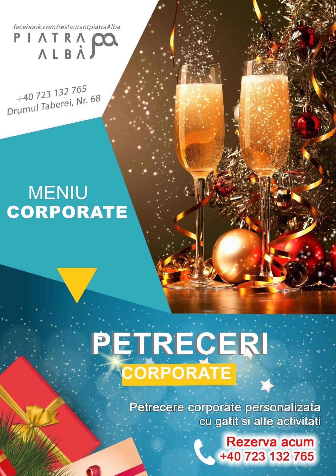 Petreceri Restaurant Piatra Alba